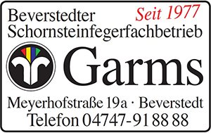 Schornsteinfeger Garms